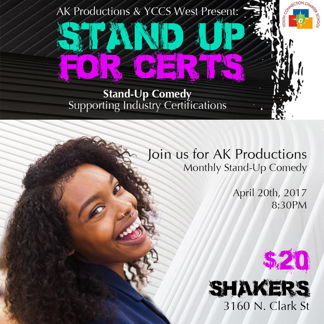 Stand-Up For Certs